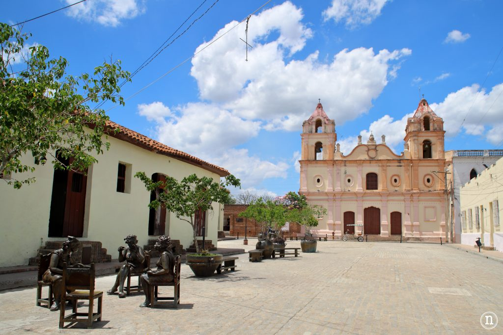 plaza del carmen camagüey