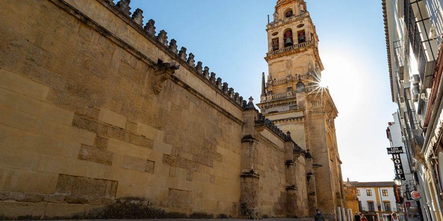 mezquita catedral cordoba