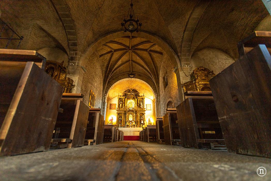 La Alberca Iglesia parroquial de La Asunción de Nuestra Señora