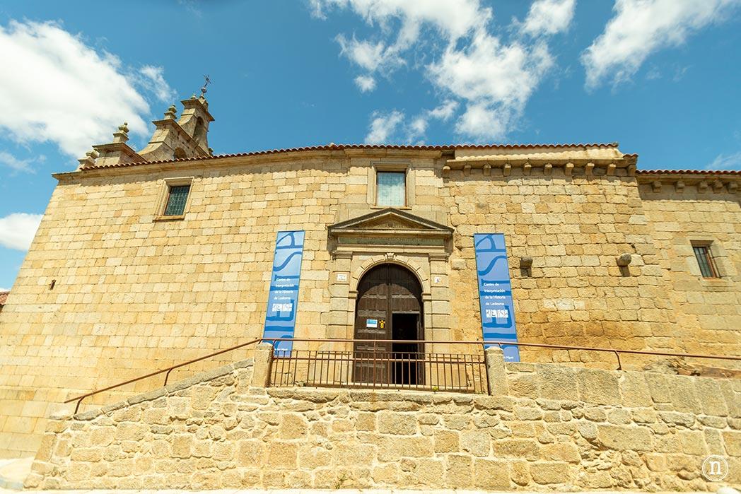 Ledesma Iglesia de San Miguel