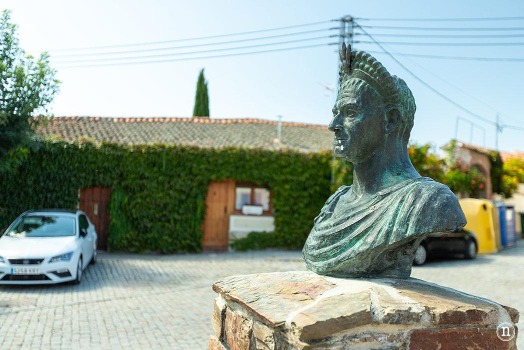 busto de Teodosio I