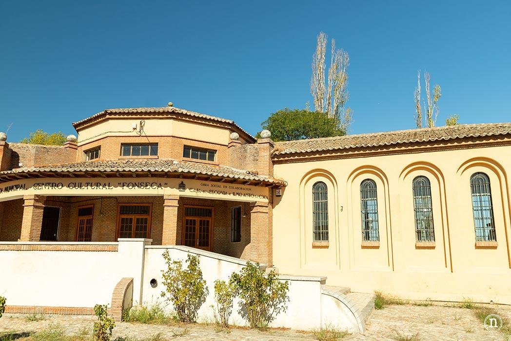 centro cultural fonseca coca