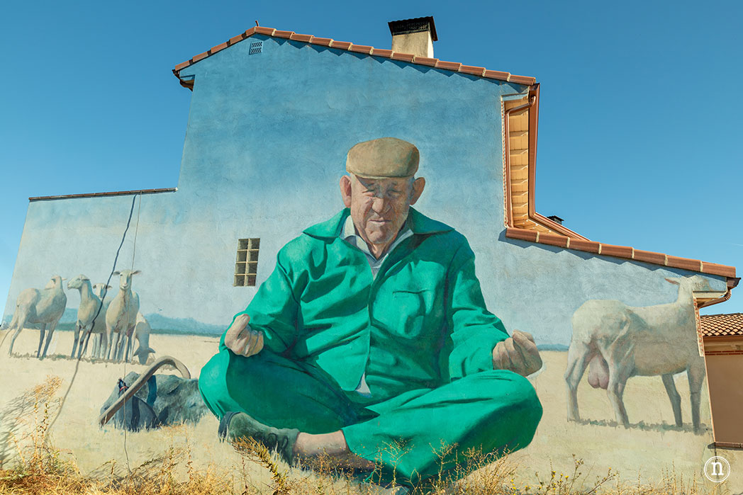 Zen en el arte del pastoreo Nava de la Asunción